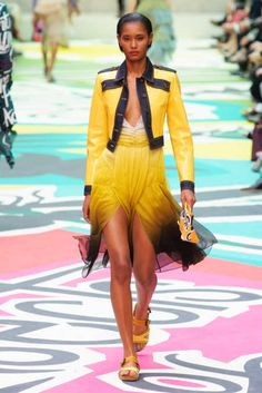 Burberry Prorsum Spring 2015 RTW collection