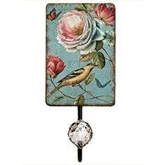 High Load Bearing Utility Creative Decorative Hooks, Bird&Flowers, http://www.amazon.com/dp/B00MIU4YKM/ref=cm_sw_r_pi_awdl_4uo.ub0WW5PT5