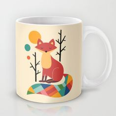 Mugs by Andy Westface   Society6