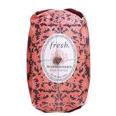 Shop Fresh's Mangosteen Soap at Sephora. This non-drying, triple milled soap infused with the bright scent of Mangosteen Eau de Parfum. Hand Wrap, Milk And Honey, Skin So Soft, Shower Gel, Bath Shower, Body Wash, Stocking Stuffers, Shea Butter, Sensitive Skin