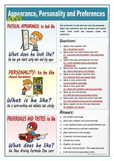 LOOK LIKE - BE LIKE - LIKE worksheet - Free ESL printable worksheets made by teachers
