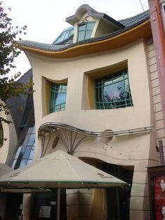 Verrücktes Haus: In Sopot (Polen - Krzywy Domek) (7/12)