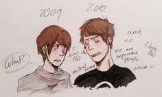 2009dan reacts to 2012dan