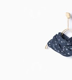 Imagem 2 de Gola estampado estrelas da Zara