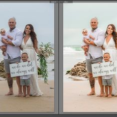 LightroomPresetsPro shared a new photo on Etsy Professional Lightroom Presets, Adobe Photoshop Lightroom, Hawaii Beach, Summer Beach, Wedding Presets, Vsco Presets, Background S, Happy Family, Warm Colors