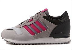 original Dm5q Chaussures de running adidas zx 700 femmes suede m17803 gris peach AcheterenLigne