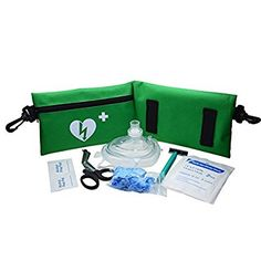 Fully-Automatic Defibrillator AED -HeartSine Samaritan 360P- Home/Office AED (French): Amazon.ca: Industrial & Scientific