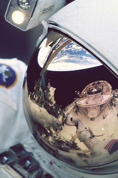 #astronaut #spaceman #selfie