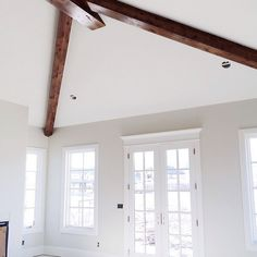 Ashwood by Benjamin Moore on walls for entire living area of the house