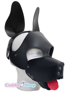 Leather Mask, Saddle Leather, Daddy Kitten, Dog Mask, Pet Dogs, Pets, Cute Dog Pictures, Puppy Play, Shaggy
