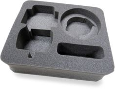 Foam insert routed to meet individual equipment and accessories. For more info visit www.trifibre.co.uk