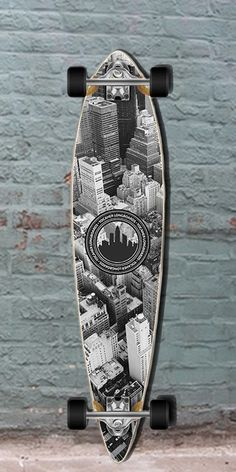 "Longboards USA - Punked New York Pintail 40"" Longboard - Complete, $107.00 (http://longboardsusa.com/by-riding-style/longboards-for-beginners/punked-new-york-pintail-40-longboard-complete/)"