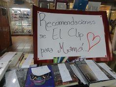 #RecomendacionesdeElClipparaMamá #DíadelaMadre #LibreríaElClip #Barquisimeto
