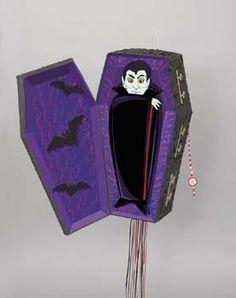 Halloween piñata vampier