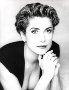 "Catherine Deneuve - Always sublime and stunning, I think she was at her most beautiful in ""Indochine"" when she was 49. There are so many stories of her generosity to her fellow actors. She's wonderful."