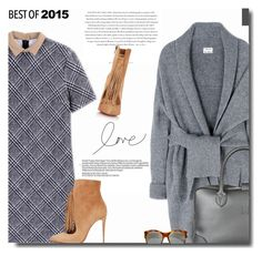 """""""The Hottest Trend of 2015"""" by bynoor ❤ liked on Polyvore featuring Envi, Christian Louboutin, Acne Studios, Carven, Golden Goose, Yves Saint Laurent, Trendy, polyvoreeditorial, styleguide and bestof2015"""
