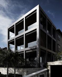 Gallery of Bower Street Apartment Building / Katon Redgen Mathieson - 1