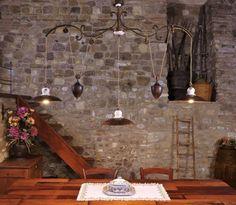 Oltre 1000 idee su Illuminazione Rustica su Pinterest  Fattoria, Lampade e I...