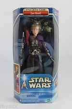 """Star Wars Attack Of The Clones Zam Wesell Hasbro 2002 12"""" Face Reveal Blaster"""