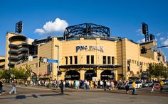 PNC Park: Pittsburgh Pirates - America's Best Baseball Stadiums | Travel + Leisure