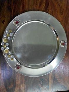 Platter decorations