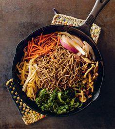 Terry Walter's Collard Green Sukiyaki