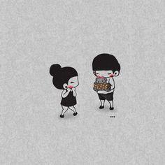 커플일상툰 소소한하루 sosoharu : 네이버 블로그