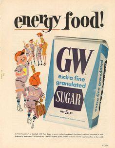 vintage sugar ads - Google Search