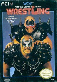 WCW Wrestling - The Road Warriors
