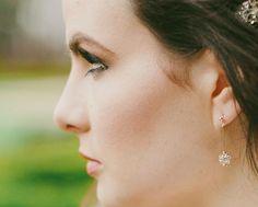 Items similar to Silver Crystal Encrusted Drop Earrings, SIENA on Etsy Pearl Drop Earrings, Crystal Earrings, Clip On Earrings, Diamond Earrings, Handmade Sterling Silver, Sterling Silver Bracelets, Argent Sterling, Wedding Earrings, Wedding Jewelry