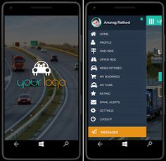 The Best Carpooling app comes with a professionally designed website with all its unique features.