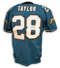 Fred Taylor #28 Jacksonville Jaguars   NFL   Pinterest ...