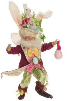 Easter Bunny Fairy by Mark Roberts - part of the 2012 Limited Edition Collection available at Panache. Old World Christmas Ornaments, Christmas Fairy, Christmas Store, Christmas Decor, Christmas Ideas, Mark Roberts Elves, Mark Roberts Fairies, Canterbury Gardens, Spring Images