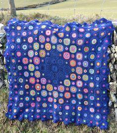 Amanda Perkins crochet blog, including crochet blankets,designs and patterns