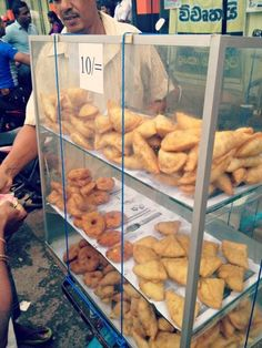 short eats street sri lanka
