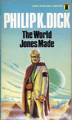 Philip K Dick cover art
