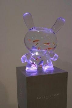 Art Jouet, Cool Fish Tanks, Robots For Kids, Tanked Aquariums, Toy Art, Aquarium Fish Tank, Vinyl Toys, Designer Toys, Gadgets