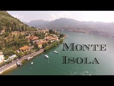 Lake Iseo - Monte Isola Italy (Iseo See/Lake Iseo/Lago d'Iseo) -  This 1 minute video from Lake Iseo and Monte Isola is really cool!
