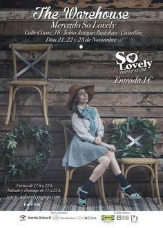 THE WAREHOUSE SO LOVELY POP UP STORE #Castellón @solovely