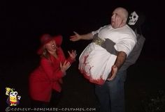 Awesome+Optical+Illusion+Zombie+Halloween+Costume