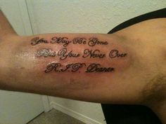 20 Best Rip Quotes For Tattoos Family Images Rip Quotes Rip