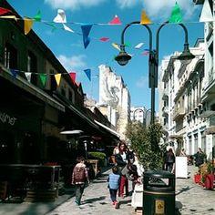 Χρώμα, ήλιος και βόλτα στα Ladadika District - Thessaloniki
