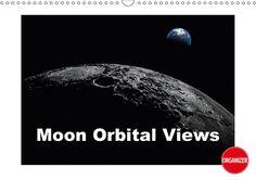 Moon Orbital Views - CALVENDO
