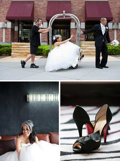 Hard Rock Hotel San Diego wedding, #hardrockhotelwedding , modern bride, www.blissevent.com