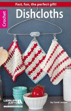 Dishcloth eBook Crochet Patterns