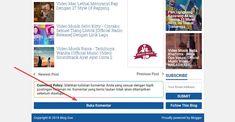 Memasang Show Hide Komentar Pada Blog AMP HTML