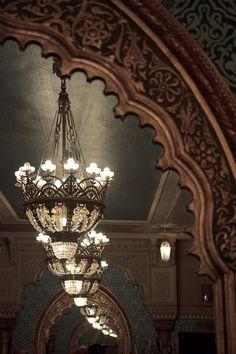chandeliers ♡ teaspoonheaven.com 125,26