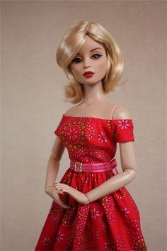 """Babette Doll Fashions - 16"""" Modern Dolls Gallery"""