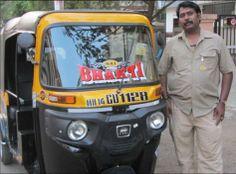 Rickshaw driver Baban Khandale gives tips of balancing work and life on the road.