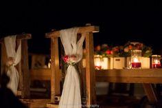 Santorini wedding-wedding chairs